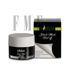 KALOE Black Mask Peel of - 50 ml.