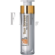 FREZYDERM Sun Screen Color Velvet SPF 30 Second Skin Technology - 50 ml.
