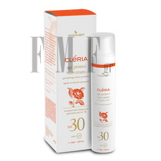 CLERIA Age Protect Sun Cream SPF 30 - 50 ml.