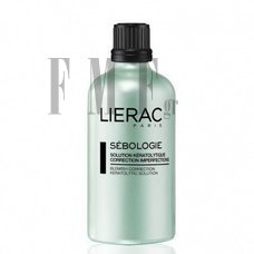 LIERAC Sebologie Blemish Correction Keratolytic Solution - 100 ml.