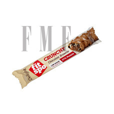 FIT SPO Crunchy Protein Bar Chocolate Brownie - 64 gr