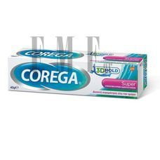 COREGA Super Cream 3D Hold - 40 gr.