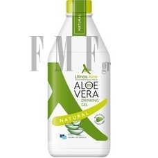 LITINAS Aloe Vera Drinking Gel Natural - 1000 ml.