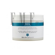 REN Atlantic Kelp and Magnesium Salt Anti-Fatigue Exfoliating Body Scrub - 330ml