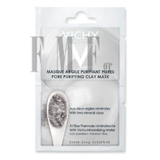VICHY Pore Purifying Clay Mask - 2 x 6 ml.