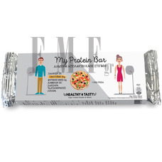 POWER HEALTH My Protein Bar Pizza - 1 Τεμ.