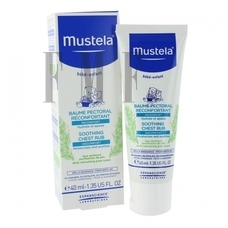 MUSTELA Bebe Enfant Soothing Chest Rub - 40ml