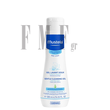 MUSTELA Bebe Enfant Gentle Cleansing Gel Hair & Body - 200ml