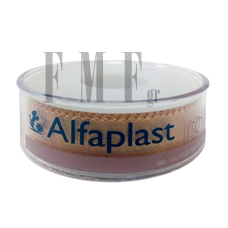 KARABINIS MEDICAL Alfaplast Rolls Tαινία Στερέωσης 1,25cm X 5m