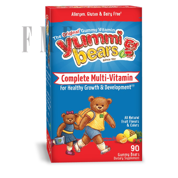 YUMMI BEARS Multi-Vitamin & Mineral - 90 Τεμ.