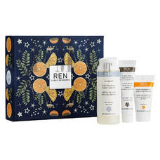 REN Frankincense Face Kit - 3 τεμάχια.
