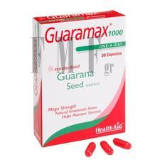 HEALTH AID Guaramax 1000mg - 30 Caps.