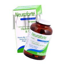 HEALTH AID Neuroforte - 30 Tabs.