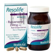 HEALTH AID Resolife - 60 Caps.