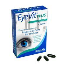 HEALTH AID EyeVit Plus - 30 Caps.