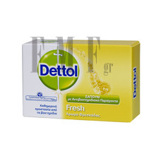 DETTOL Soap Fresh - 100 gr.