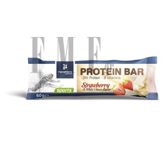 MY ELEMENTS Sports Protein Bar Strawberry & White Choco - 60gr