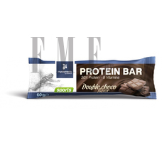 MY ELEMENTS Sports Protein Bar Double Choco - 60gr