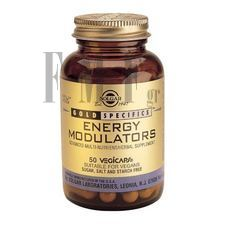 SOLGAR Energy Modulators - 50 Caps.