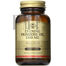 SOLGAR Evening Primrose Oil 1300 mg - 30 Caps.