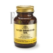 SOLGAR Wild Oregano Oil - 60 Caps.