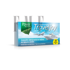 POWER HEALTH Traveljoy - 10 Caps