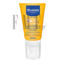 MUSTELA Lait Solaire Very High Protection Sun Lotion SPF50+ - 40 ml.