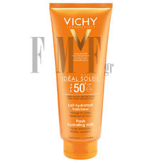 VICHY Capital Soleil SPF50+ Hydrating Milk - 300 ml.
