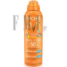 VICHY Ideal Soleil SPF 50 Bruma Anti-Arena - 200 ml.