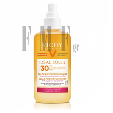 VICHY  Ideal Soleil Anti-oxidante SPF30 Protective Solar Water - 200ml