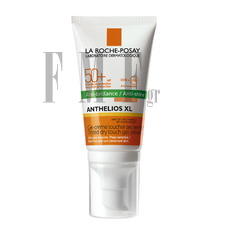 LRP Anthelios XL Dry Touch Gel - Cream SPF50+ Anti-Shine Tinted - 50 ml.