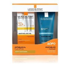 LRP Anthelios XL Promo Ultra Light Fluid SPF50+ 50ml & ΔΩΡΟ Posthelios After Sun 100ml - 2τμχ