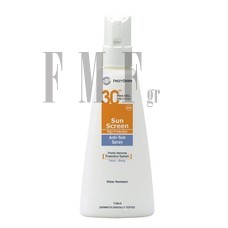 FREZYDERM Sun Screen Anti-Spray Spf30 - 150 ml.