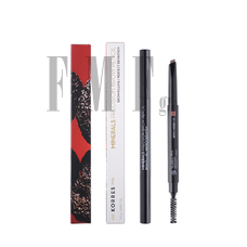 KORRES Precision Brow Pencil Μολύβι Φρυδιών 01 Dark Shade - 1τμχ.
