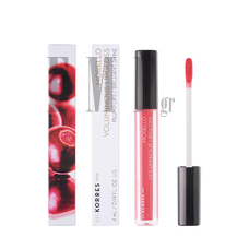 KORRES Voluminous Lipgloss 42 Peachy Coral - 1τμχ.