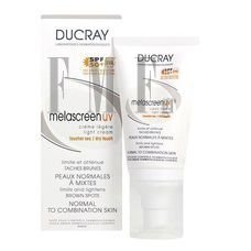 DUCRAY Melascreen UV Cream Legere SPF 50+ - 40 ml.