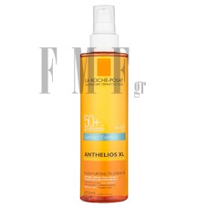 LRP Anthelios XL SPF50+ Invisible Nutritive Oil - 200 ml.