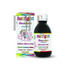 NUTRIGEN Gasodex Gripe Water κατά των Κολικών - 200ml
