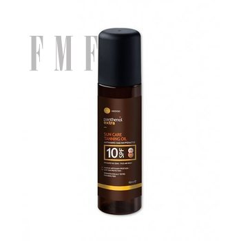 PANTHENOL EXTRA Sun Care Tanning Oil SPF10 - 150ml