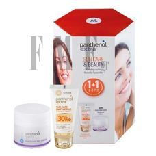 PANTHENOL EXTRA Sun Care Diaphanous SPF 30 & Face & Eye Cream - 50 ml & 50 ml