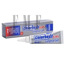 CHLORHEXIL Gel 0.20% - 30 ml.
