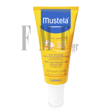 MUSTELA Lait Solaire Very High Protection Sun Lotion SPF50+ - 200 ml.