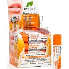 DR.ORGANIC Manuka Honey Lip Balm - 5,7 ml.