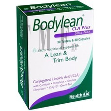 HEALTH AID Bodylean CLA Plus - 30 Caps.+ 30 Tabs.