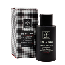 APIVITA Men's Care Eau De Toilette - 100 ml.