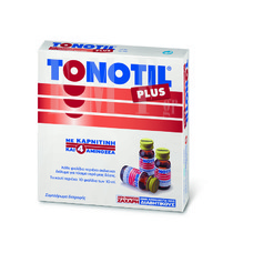 TONOTIL PLUS - 10 x 10 ml
