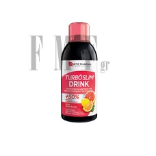 FORTE PHARMA Turboslim Drink Εσπεριδοειδή - 500 ml.