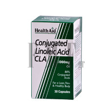 HEALTH AID Conjugated Linoleic Acid (CLA) - 30 Caps.