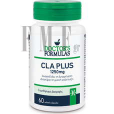 DOCTOR'S FORMULAS CLA PLUS - 60caps