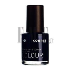 KORRES Nail Colour - 88 Midnight Blue